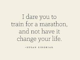 marathon change your life