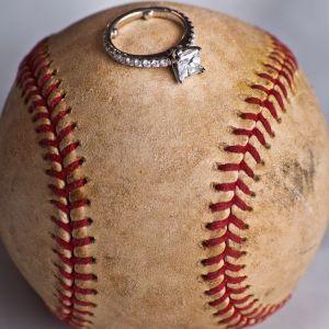 engagementringbaseball